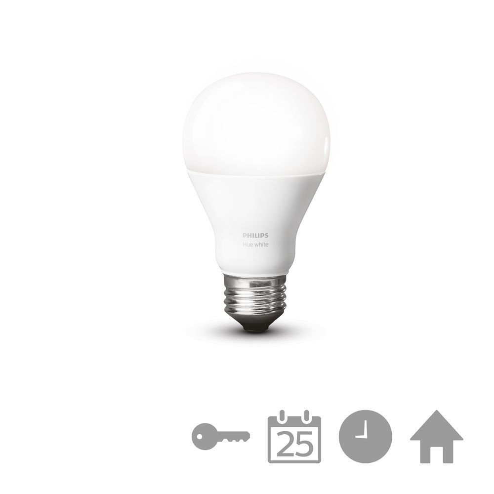 Philips Single bulb E27 A60 (bílá)