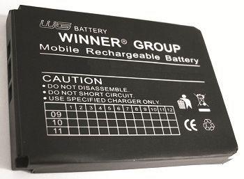 Winner baterie pro Samsung Galaxy S5 (Li-Pol 3100mAh)
