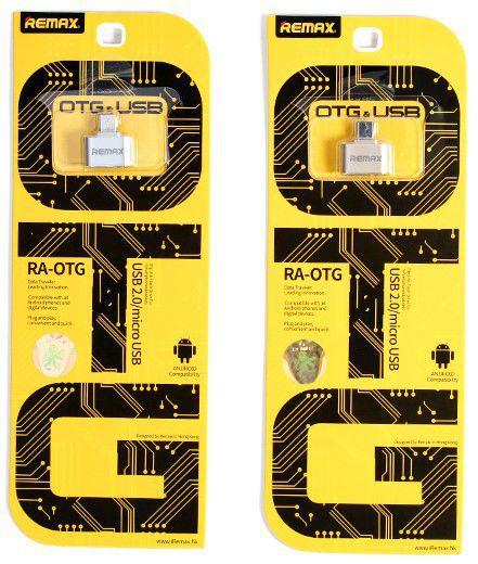 Remax AA-1113 - OTG konektor microUSB