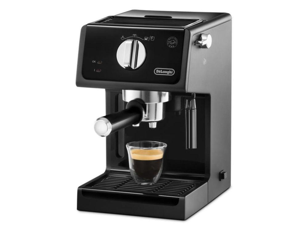 DELONGHI ECP 31.21 (černá) - Pákové espresso