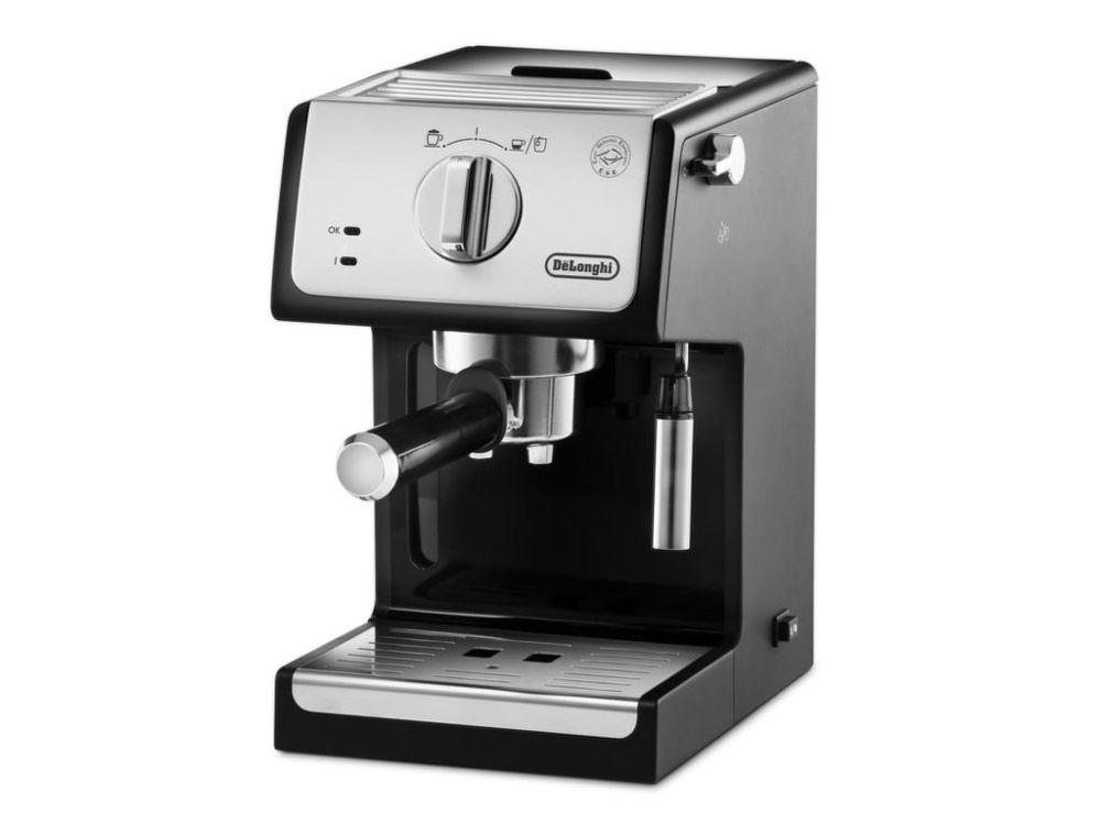 DELONGHI ECP 33.21 (černá) - Pákové espresso