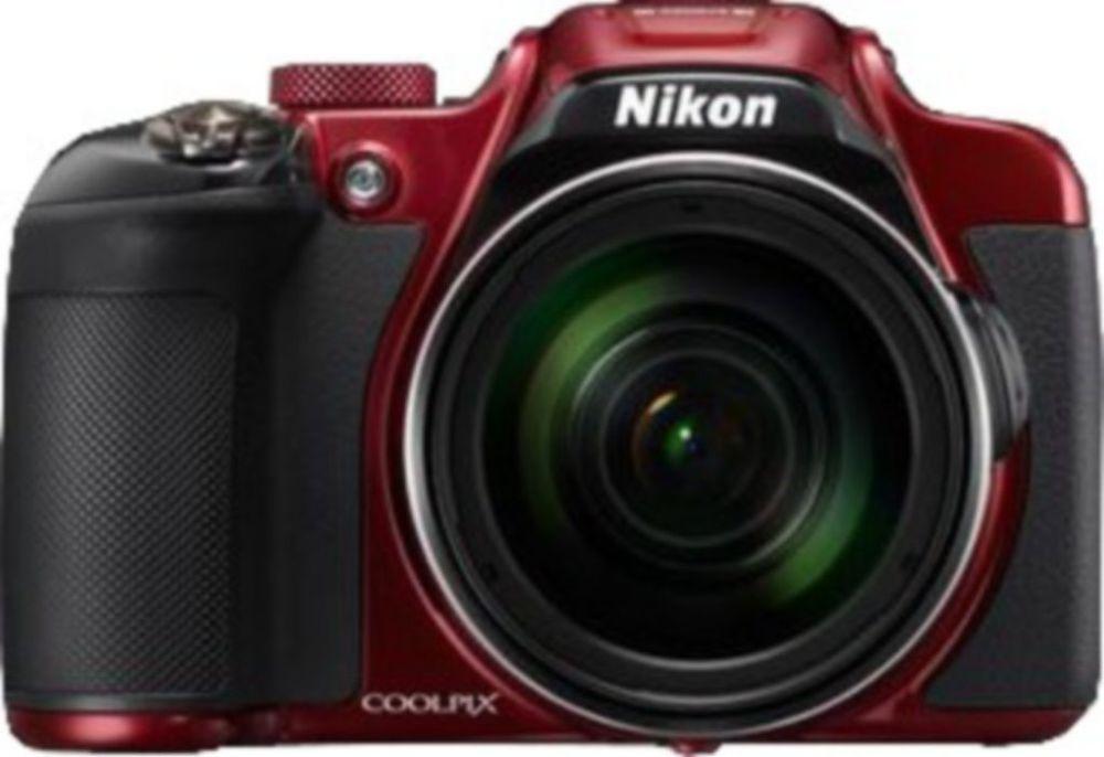 Nikon CoolPix P610 (červený)