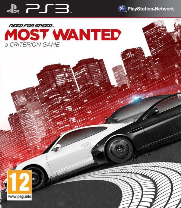 Need For Speed Most Wanted 2 - hra pro PS3