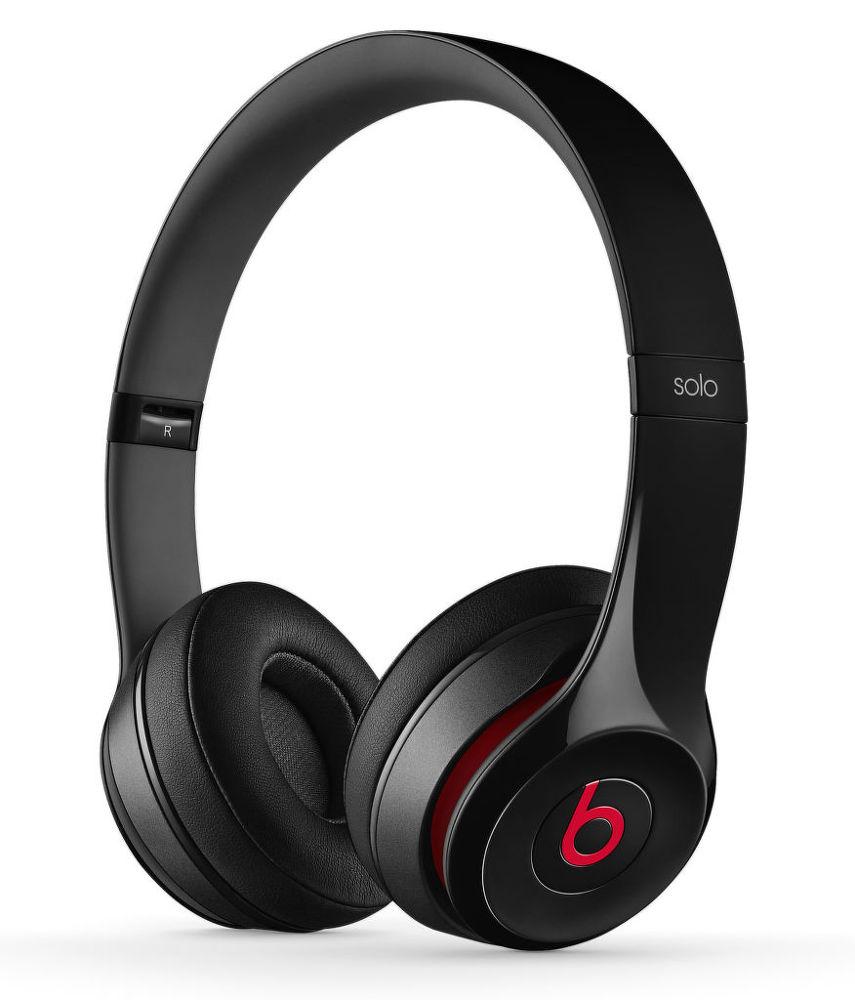 Beats by Dr. Dre Solo2 (černá)
