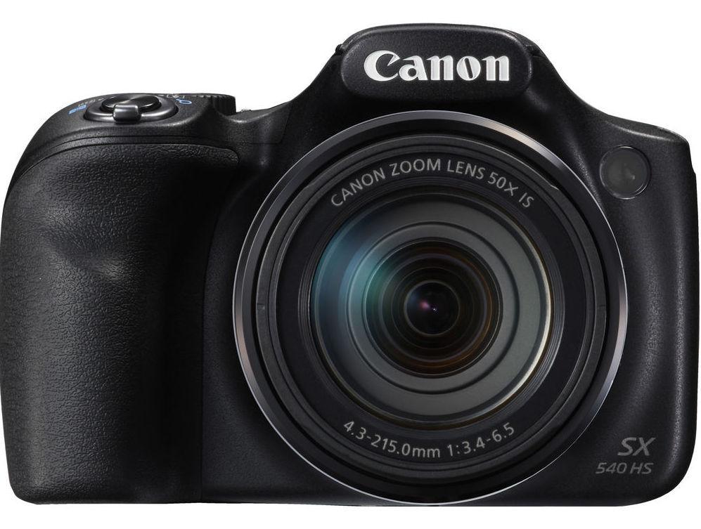 Canon PowerShot SX540 HS (černý)