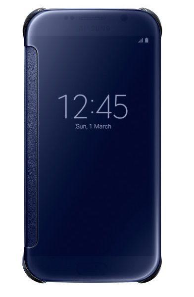 Samsung Clear View EF-ZG930CB SG S7 (černý)