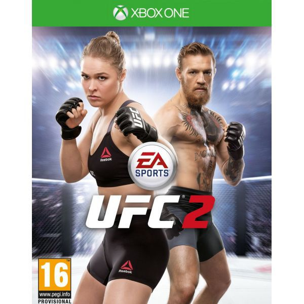 EA Sports UFC 2 - hra pro Xbox ONE