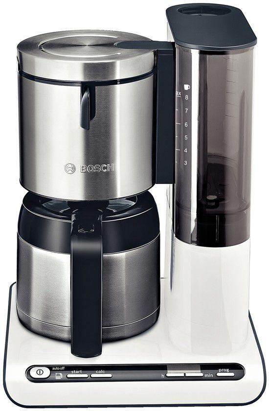 BOSCH TKA8651 (bílá) - Překapávací kávovar