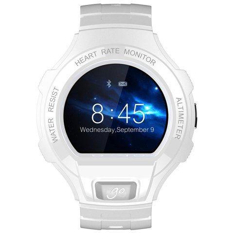 Alcatel OneTouch GO Watch (bílo/světle šedé)
