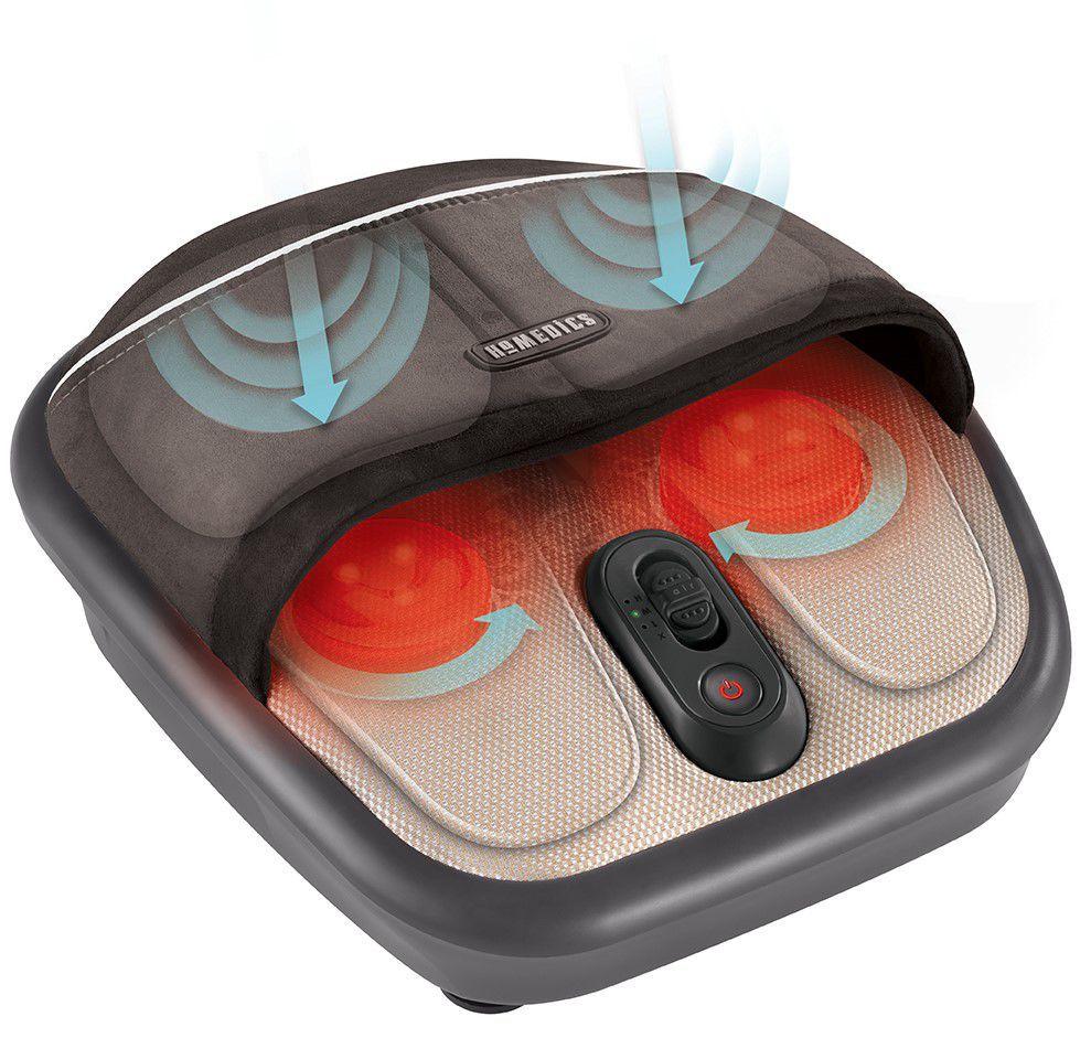 HOMEDICS FMS-275, Air&Shiatsu masáž nohou