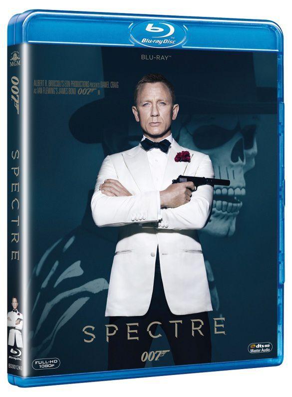 Spectre - Blu-ray film