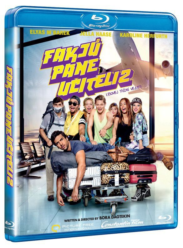 Fakjů pane učiteli 2 - Blu-ray film