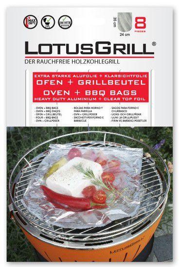 LotusGrill - speciální sáček na grilování 8 ks