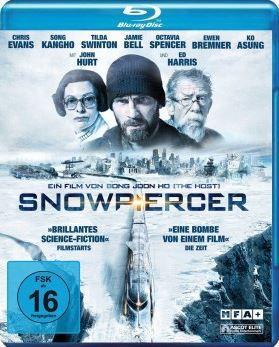 Ledová archa (Snowpiercer) - Blu-ray film