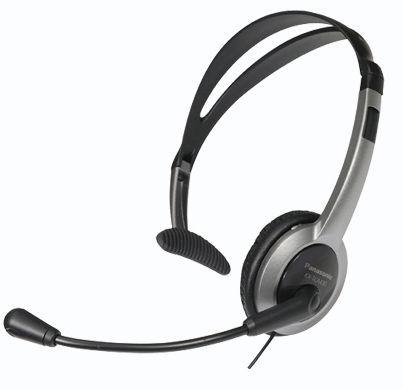 Panasonic RP-TCA430E (stříbrná)