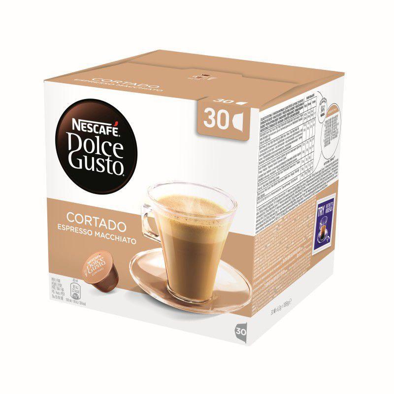 Nescafe Cort Espresso 30 Cap - Kapslová káva