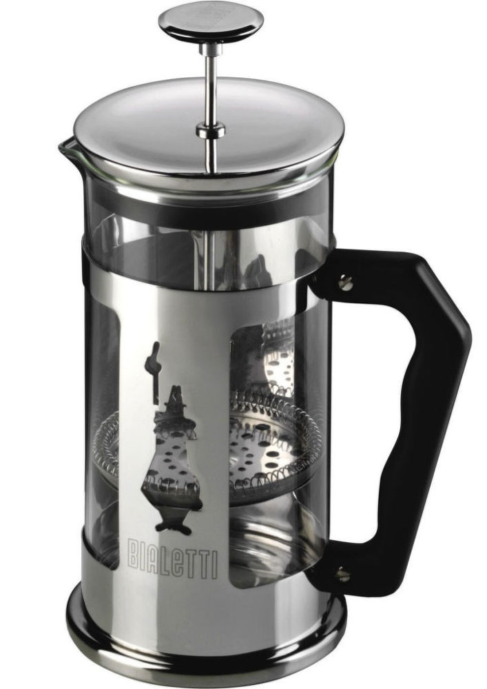 BIALETTI French Press 0,350 l (nerez) - French press kávovar