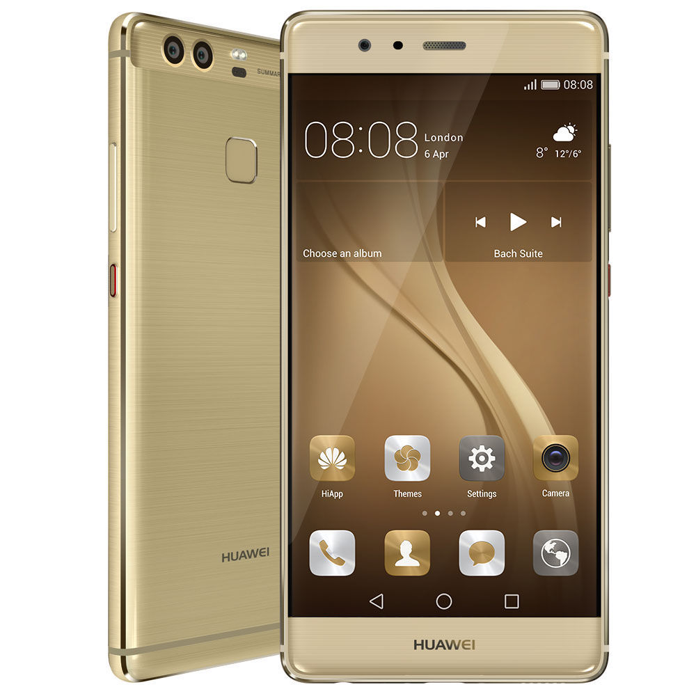 Huawei P9 (prestige zlatý)