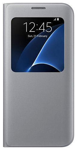 Samsung S View EF-CG935PS SG S7e (stříbrný)