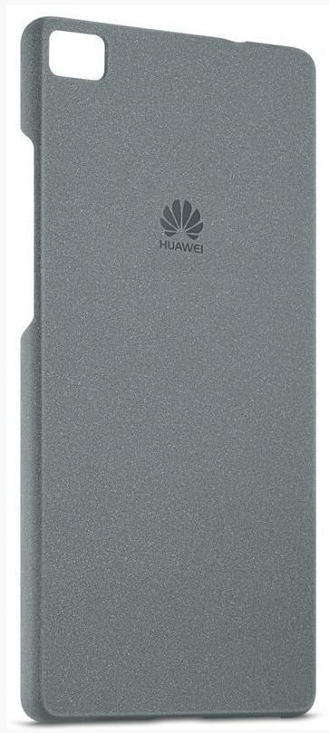 Huawei Original Protective Pouzdro 0.8mm Dark Grey pro P8 (EU Blister)