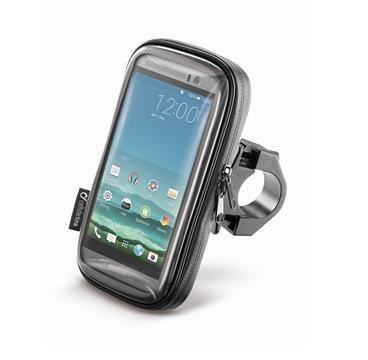 """CellularLine Voděodolné pouzdro Interphone SMART pro mobil 5.2"""" (černé)"""