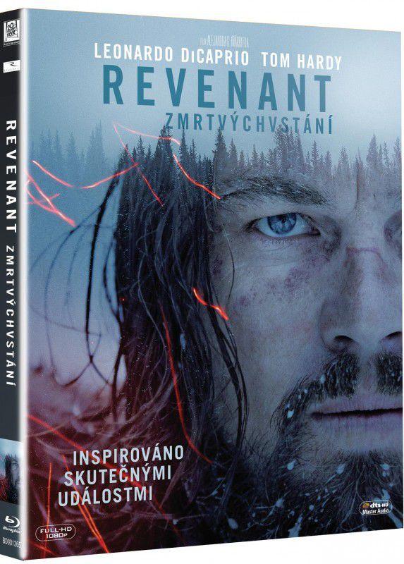 Revenant: Zmrtvýchvstání - Blu-ray film