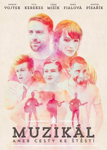 Muzikál aneb Cesty ke štěstí - DVD film
