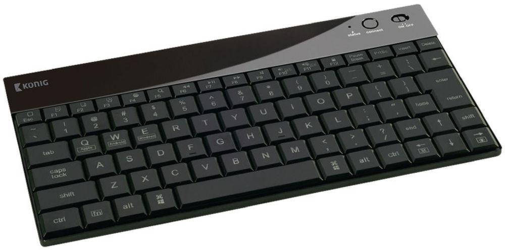 König CSKBBT300CZ - BT klávesnice