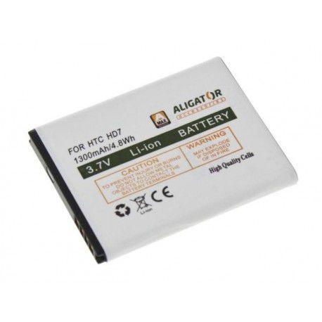 Aligator baterie pro HTC HD7/HD Mini, Li-Ion 1300 mAh