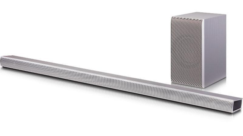 LG SH7 (stříbrný)