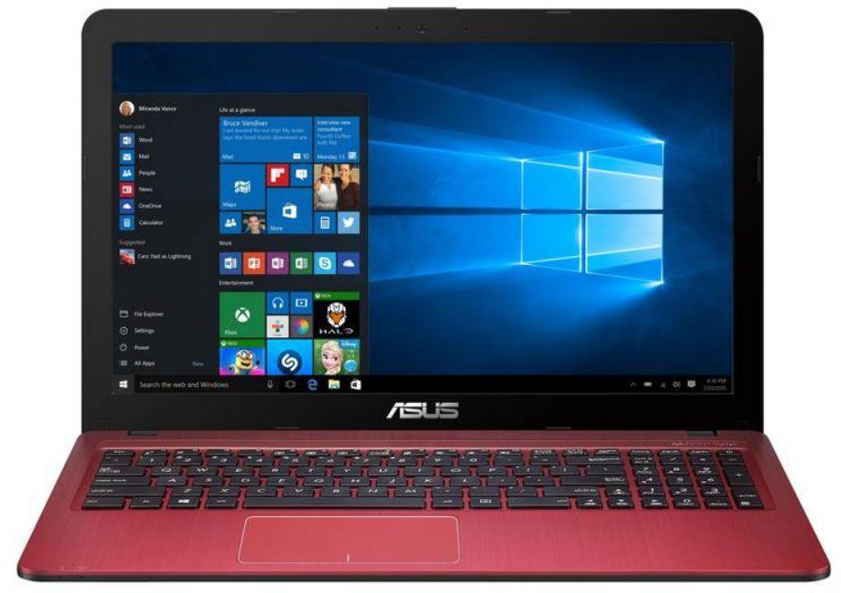 95bd4bb9b7 Asus R540SC-XX031T (červený) - notebook