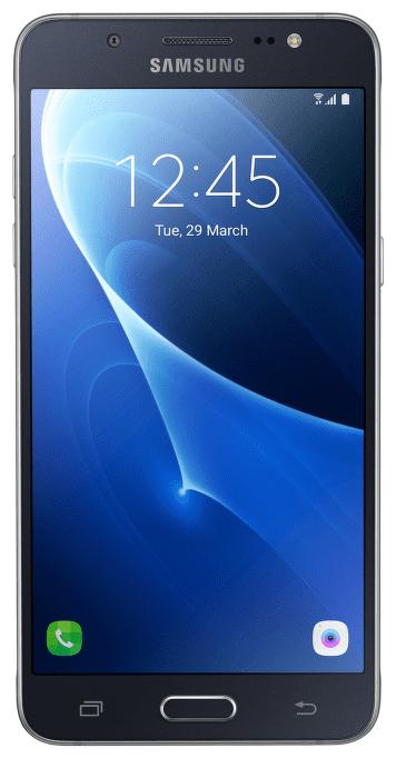 Samsung Galaxy J5 Dual SIM, 2016 (černý)