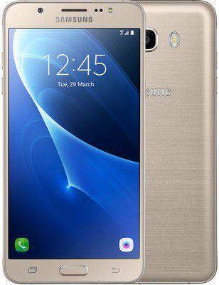 Samsung Galaxy J7, 2016 (zlatá) + dárek MyMax AA-1176, 10 000 mAh (bílá) zdarma