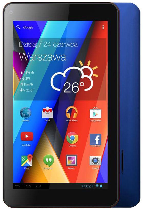 Lark FreeMe X4 7 HD (modrý)