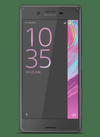 Sony F5121 Xperia X (černá)