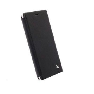 Krusell MALMÖ FlipWallet ochranné pouzdro pro Huawei P8 (černé)