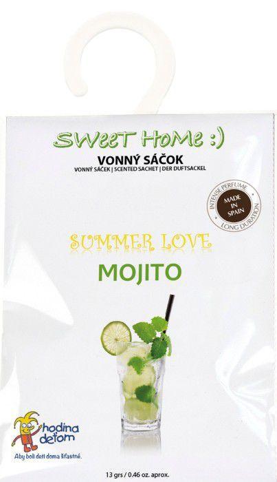 Sweet Home Summer Love - Mojito, vonný sáček