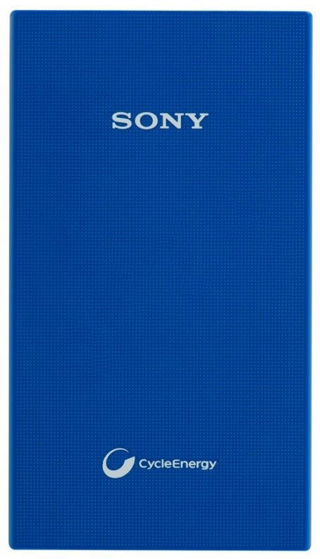 Sony CP-V5ABL (modrá) - 5000 mAh power bank