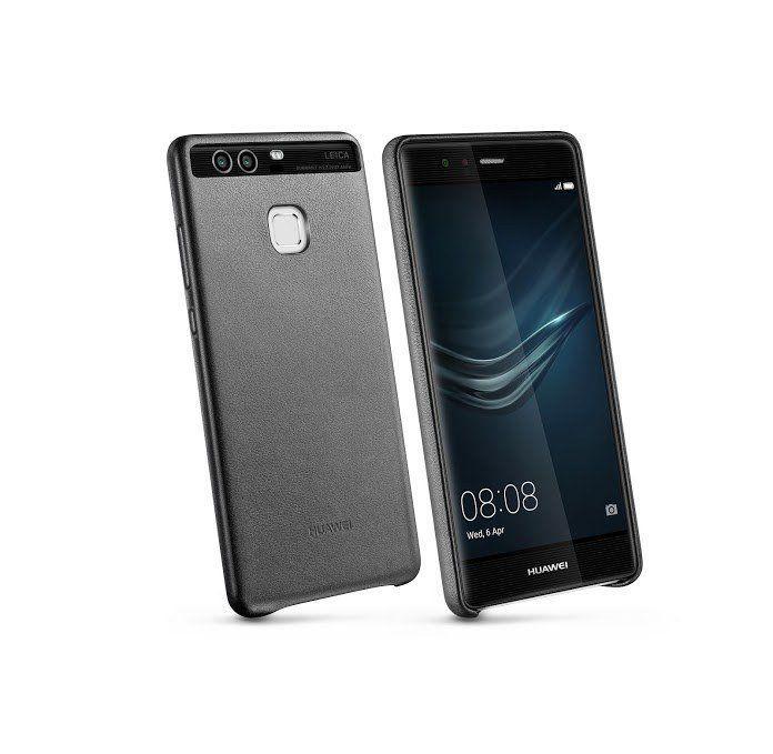 Huawei 51991469 LPC pouzdro pro P9 (černé)