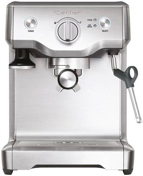 CATLER ES 4050 (stříbrná) - Pákové espresso