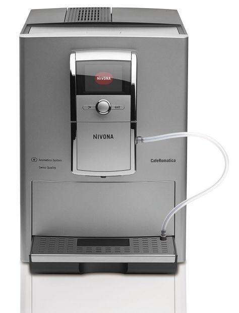 NIVONA NICR839 (stříbrná) - Automatické espresso