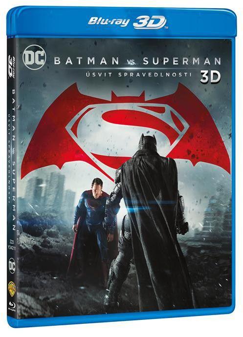 Batman vs. Superman: Úsvit spravedlnosti - 2xBlu-ray film (3D+2D)