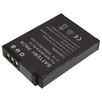 Extreme Energy Nikon EN-EL12 - Li-Ion 1150 mAh (černá)