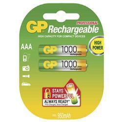 GP B1411 - AAA (HR03) 1000mAh, 2ks