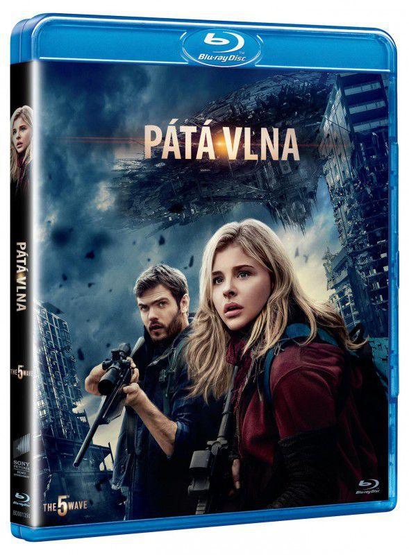 Pátá vlna - Blu-Ray film