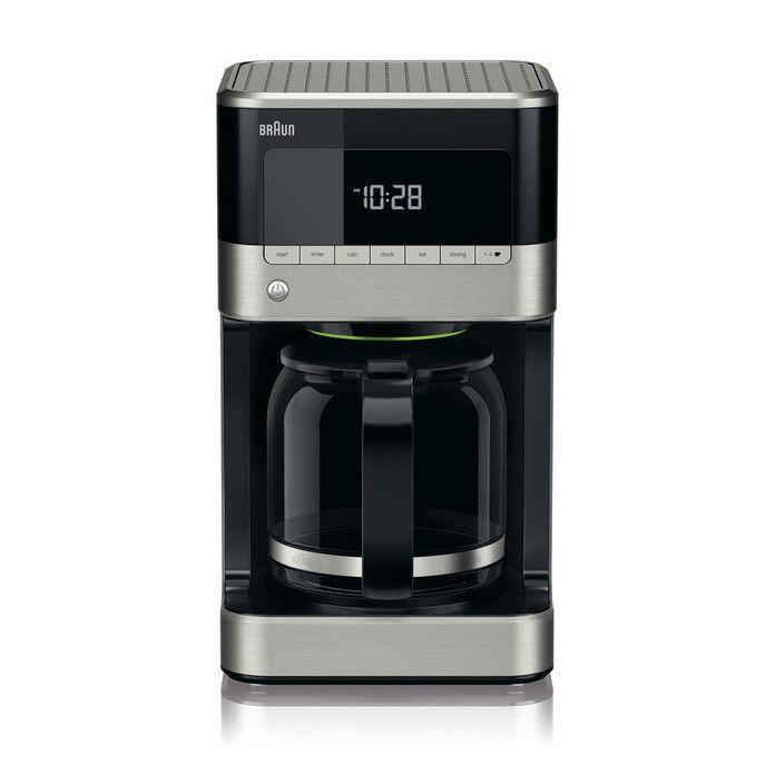 BRAUN KF7120BK (černá) - Překapávací kávovar