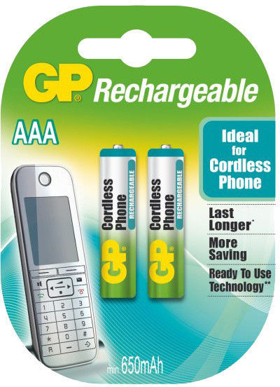 GP B1422 - AAA (HR03) 1000mAh, 2ks