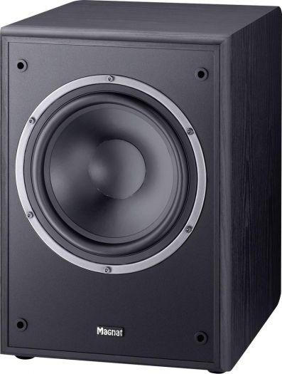 Magnat Monitor Supreme SUB 202A (černý)