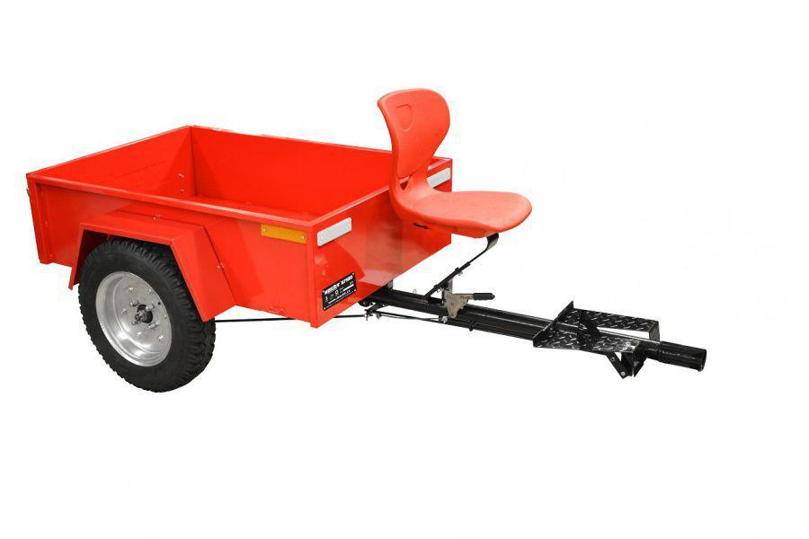 HECHT 57100, Přívěsný vozík