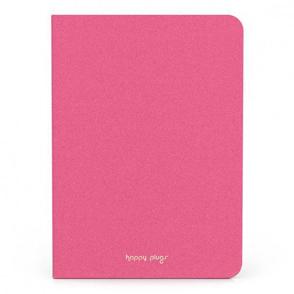 Happy Plugs flipové pouzdro pro Apple iPad Air (růžové)
